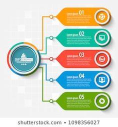 Creative Powerpoint Presentations, Powerpoint Slide Designs, Powerpoint Design Templates, Infographic Powerpoint, Infographic Templates, Modele Flyer, 3d Presentation, Game Ui Design, Timeline Design