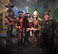 Steampunk Star Wars ensemble with Viscount Eastman Wesley. #steampunk