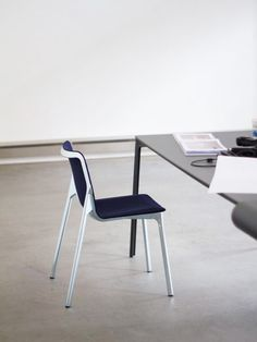 Stefan Diez Office - Schellmann Furniture: Tune -- Chassis Chair in a Post-Production