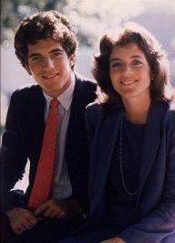 John Jr. & Caroline