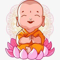 Little monk art ☸️ Drawings Buddha Drawing, Buddha Painting, Baby Buddha, Little Buddha, Buddha Doodle, Buddha Art, Buddha Thoughts, Shiva Art, Buddha Buddhism