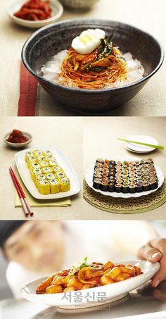 let's taste, School Food!...located Shinsa-dong, Kangnam-gu, Seoul, Korea. Check out our language courses here: http://www.cactuslanguage.com/en/languages/korean.php