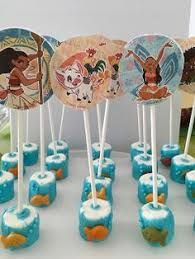Image Result For Moana Diy Party Centerpieces Birthday Luau