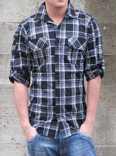 Check out our newest men's line - District 91. Quality, American-made clothing!