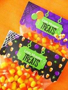 Halloween Cupcake Shop Little Monster Treats