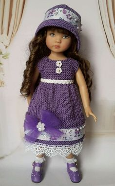 """OOAK Outfit for doll 13"""" Effner Little Darling collection Spring #DiannaEffner"""