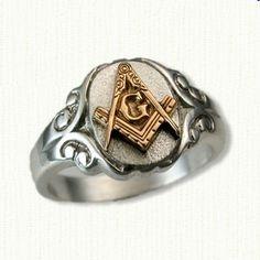 Custom Masonic Jewelry | deSignet International