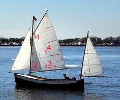 Great info on correct fitting & rigging of gaff sails