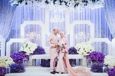 The Wedding Of . @mega_keynes x @azmer_mustafa . 👰🏻💍🤵🏻 . Bridal Deco by @megabridalcreations . . Photo by @shahrizalmahadi @sbxs . . Mrs. @linmega : 019-7910878 (Johor Bahru) Mr. @sahz_rashidi : 012-6906759 (KL & Shah Alam) . #MegaBridalCreations #MBCCollections #malaywedding #glam #wedding #dais #weddingideas #weddingseason #weddinginspiration #weddingplanning #weddingflowers #pelamin #pelamindewan #pelaminrumah #bajupengantin #bajusanding #bajunikah #pelaminsanding #pelaminnikah… Shah Alam, Malay Wedding, Johor Bahru, Wedding Season, Weddingideas, Wedding Planner, Wedding Flowers, Wedding Inspiration, Photo And Video