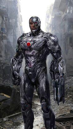 Cyborg by John Gallagher *