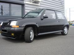Renault 5 GT Turbo Phase 2 Black