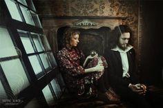 Steampunk Tendencies | Sophie Black Dieselpunk, Steampunk, Spirit, Poses, Painting, Black, Art, Fashion, Thunder