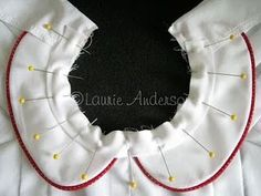 SewNso's Sewing Journal: {How to attach a Peter Pan Collar}