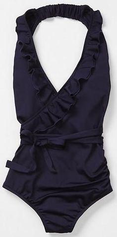 Anthropologie.com Sexy spring break swimsuit must-haves! #sexy #swimsuits #bikinis #springbreak2015