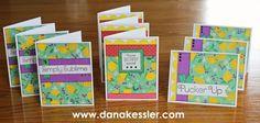 Taste of Summer Cards #nsm #ctmh #scraptabulousdesigns #cricutexplore