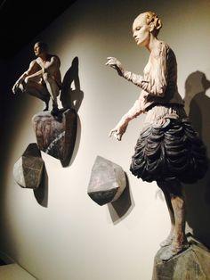Cristina Cordova Roman Sculpture, Paper Mache Sculpture, Pottery Sculpture, Stone Sculpture, Sculpture Art, Ceramic Sculpture Figurative, Figurative Art, Ceramic Figures, Ceramic Artists
