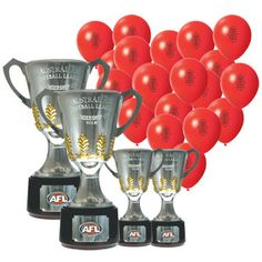 AFL Premiership Cup Kit | Party Supply | Paper Party Supplies and Goods Melbourne