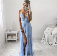 blue prom dress,long Prom Dress:https://makerdress.myshopify.com/products/blue-prom-dress-long-prom-dress-evening-dress-bd1367 #longpromdress #sexypromdress