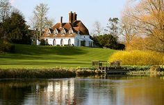 Houghton Lodge Gardens a beautiful and romantic setting for wedding cermonies and receptions overlooking the chalk streams of the River Test.(Houghton Lodge Gardens,  Stockbridge, Hampshire,  SO20 6LQ, Phone +44 (0)1264 810502)