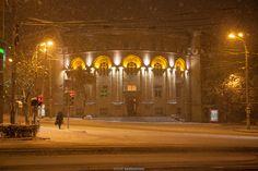 On the street of Yerevan