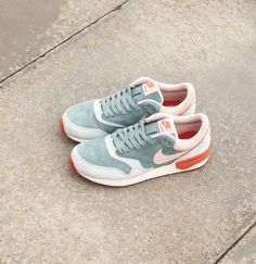 These Nike Air Odyssey kicks are pastel perfection. Just look at that swoosh!