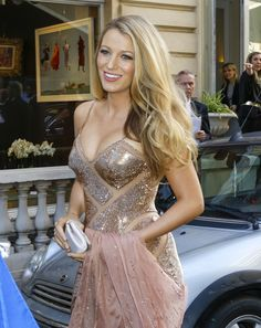 The Year In Blake Lively's Hair - 69th Annual Cannes - 21