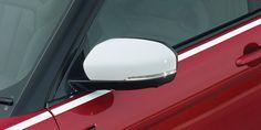 Range Rover Primed Mirror Cap - LH