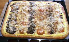 Jednoducho a hlavne veľa: 10 vynikajúcich koláčov na celý plech Vegetable Pizza, Banana Bread, Cheese, Vegetables, Food, Basket, Essen, Vegetable Recipes, Meals