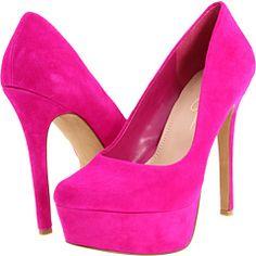 Pink heels <3