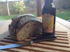 Hook Norton beer in sourdough