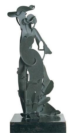 Pablo Gargallo   PABLO GARGALLO / Little Spanish Dancer / 1927 / ...   Sculpture Galle ...