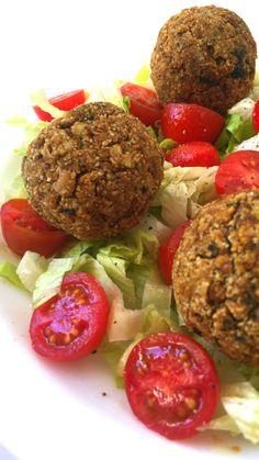 Albóndigas de lentejas veganas Vegan Life, Healthy Life, Healthy Eating, Vegan Gluten Free, Vegan Vegetarian, Go Veggie, Vegan Recipes, Cooking Recipes, Going Vegan