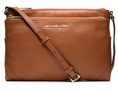 I just purchased this beaut! #michaelkors #purse #crossbody