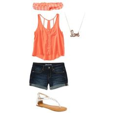 Outfit from aero by me on polyvore