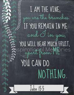 おはようスポルジョン: ヨハネの福音書 15章