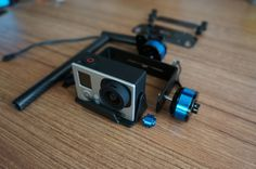 How to do a DIY MōVI? 2-axis digital stabilized camera gimbal from 100$ | ISO 1200 Magazine | Photography Video blog for photographers