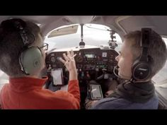 Why are Pilots afraid of ATC?  Flying IFR with a Controller to find out!...
