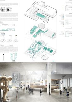 Gallery of Competition Asks Young Architects to Transform Abandoned Factory into Cultural Center - 5