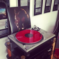 Thundercat's 'Apocalypse' vinyl- we want to know what you are listening to! Tag us in your vinyl pictures (@ninjatunehq) for a chance to win a massive stash of Ninja / Big Dada / Brainfeeder vinyl!