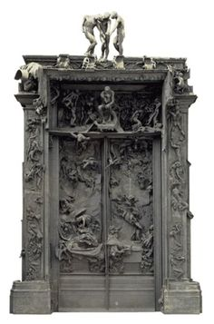 Auguste Rodin - Gates of Hell