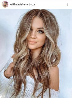 Brunette To Blonde Balayage Using Babylights – Brünette bis blond balayage using babylights This. Hair Blond, Ombré Hair, Hair Yarn, Balayage Brunette To Blonde, Blonde For Brunettes, Hair Oil, Curls Hair, Blonde Women, Blonde Hair With Brown Tips