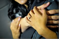 Gotta hand it to a not-lame ring shot. [[ Gwendolyn Tundermann Photography ]]