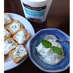 My Casual Brunch: Queijo quark, o queijo que ajuda a perder peso e t...