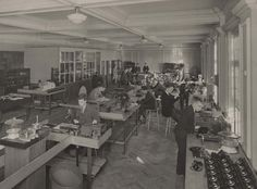 STC telephone apparatus laboratory, 1929. IET Archives NAEST 211/02/05/13 B.5285