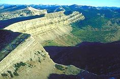 The Chinese Wall in the Bob Marshall Wilderness