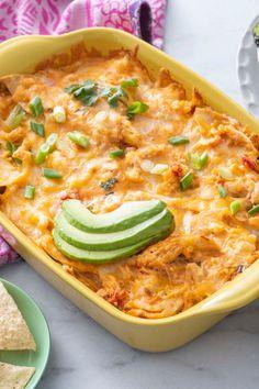 Mexican Lasagna | Weelicious...