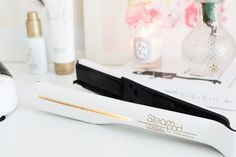 Brigitte Hayley: L'Oreal Steampod Review & Tutorial