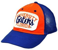 NCAA Florida Gators K.O.T. Adjustable Snapback Cap, Royal, One Size by Top of the World. $7.18. Save 60% Off!