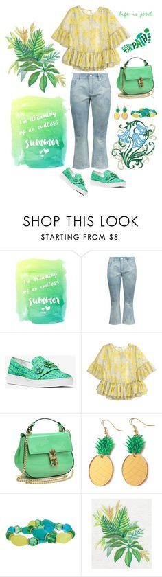 """""""Life is good"""" by musicfriend1 ❤ liked on Polyvore featuring Alexander Wang, Michael Kors, H&M, Dasein, Finest Imaginary and Mixit"""