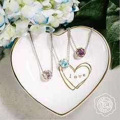 Make sure he knows what you love. Tag that special someone to give them a #hinthint? via @TacoriOfficial #love #jewelry #vday #bemine #tacori #tacorigirl #necklace #GasserJewelers #DowntownCanton #SimplyUnique